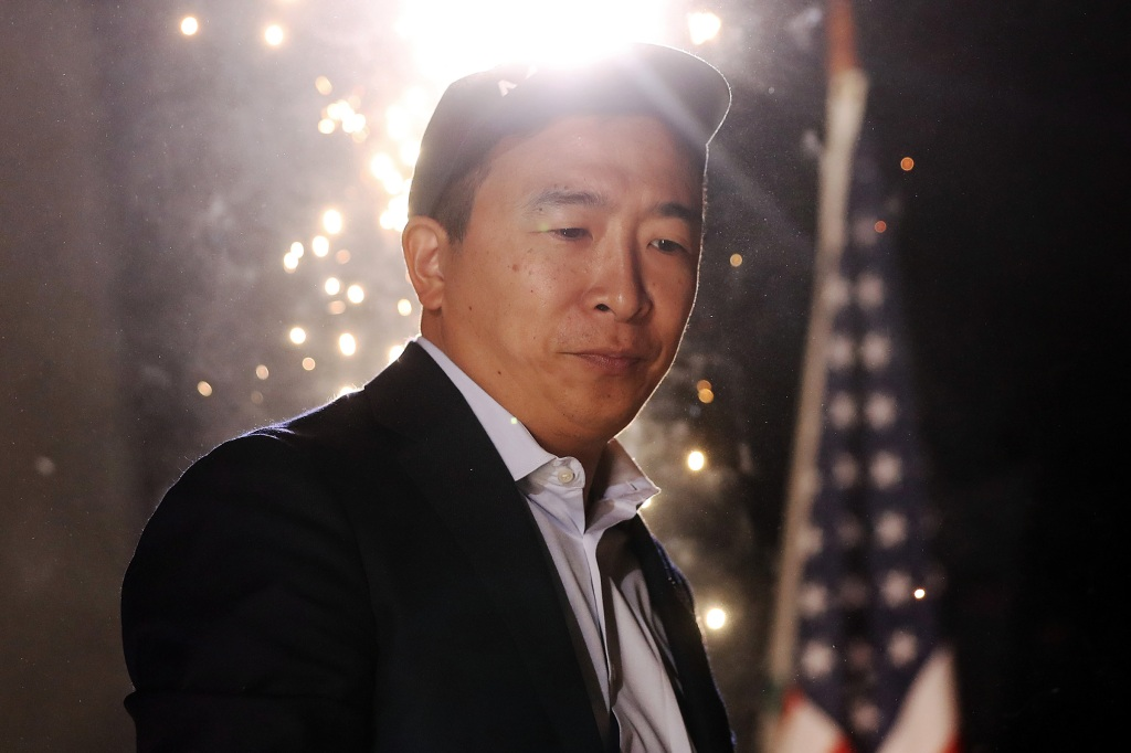 Andrew Yang: The 'Useful Idiots' Interview