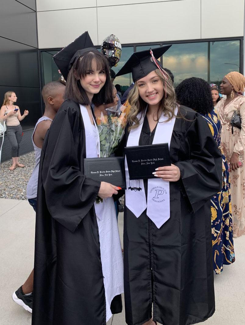 bianca graduation