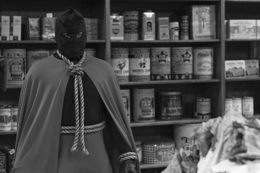 Jovan Adepo as Hooded Justice