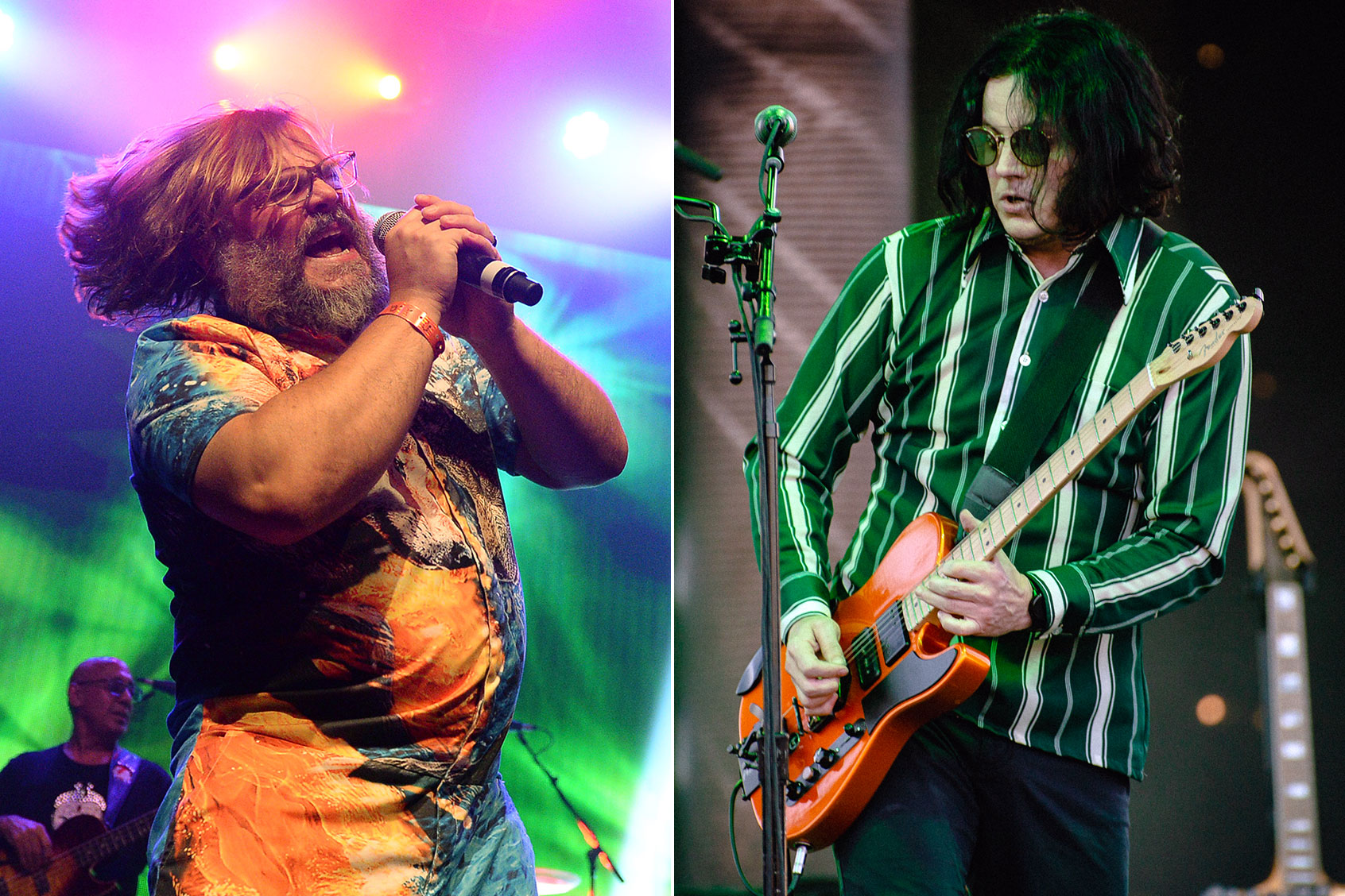 Jack White, Jack Black Unite on Tenacious D Collab 'Don't Blow It, Kage'