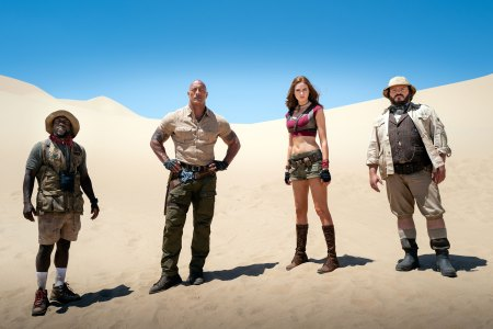 'Jumanji: The Next Level': The Rock, Kevin Hart and Friends Prepare for Round Two