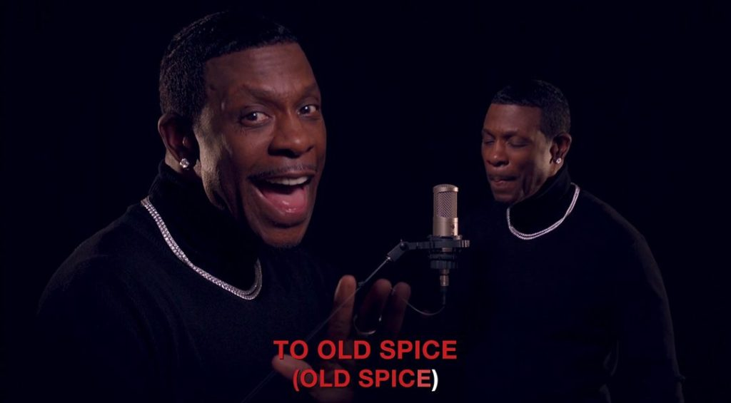 keith sweat old spice