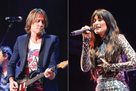 10 Best Country Christmas Songs to Hear Now: Keith Urban, Kacey Musgraves