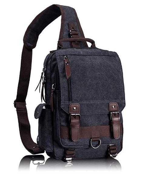 leaper messenger bag