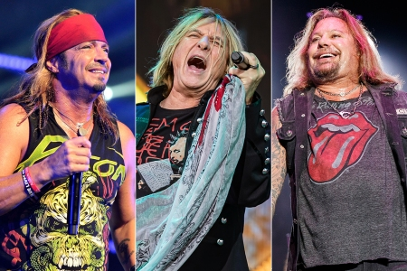 Poison, Def Leppard, Motley Crue Tour Announcement