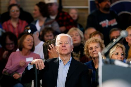 Biden, Ignoring Three-Quarters of His Vice-Presidential Tenure, Says Sharing Power With Republicans Is a Good Thing