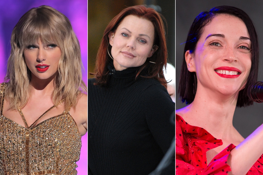 Taylor Swift, St. Vincent, Go-Go's Films to Premiere at Sundance