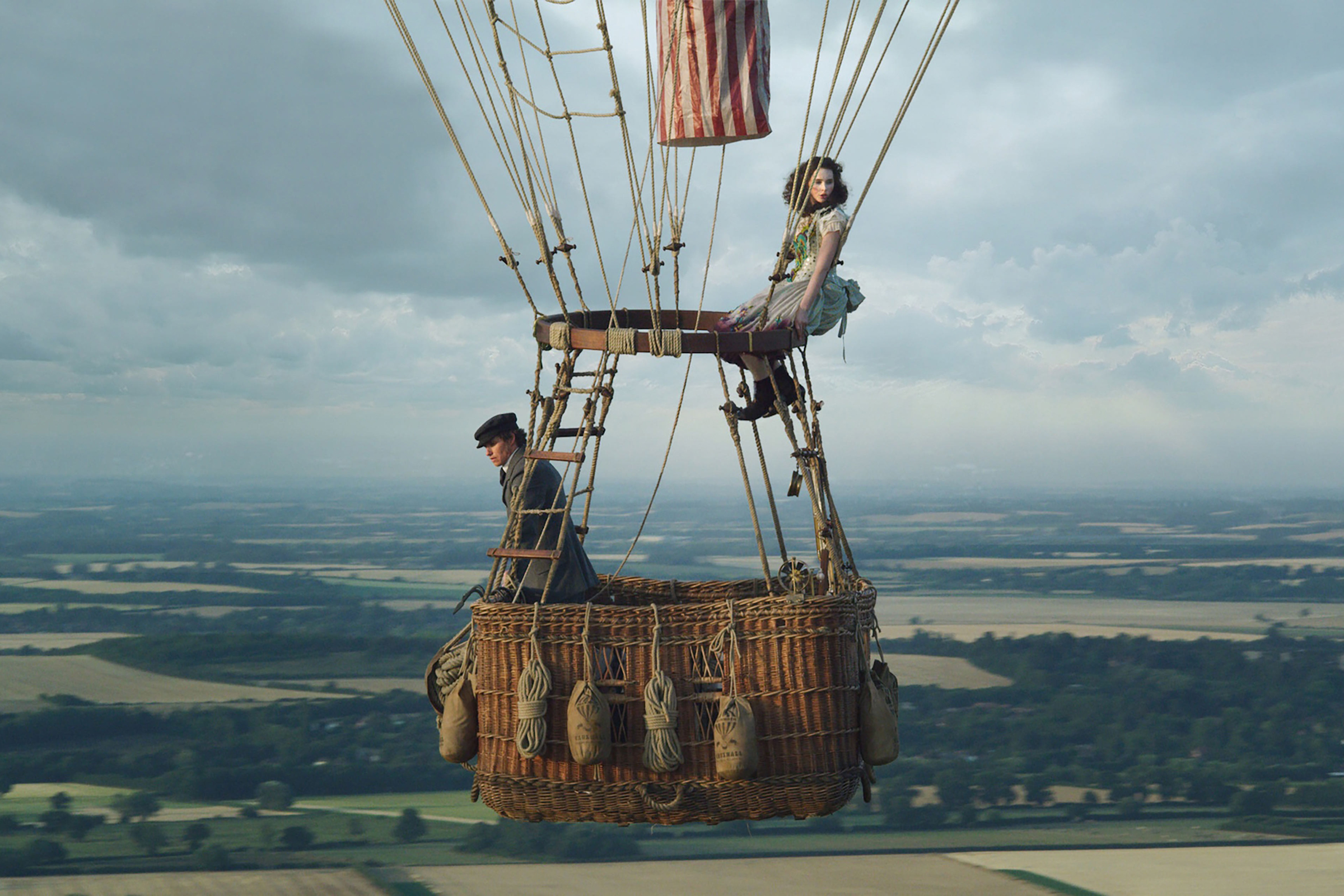 'The Aeronauts': Ballooning Biopic Goes Up, Up and Away From the Facts