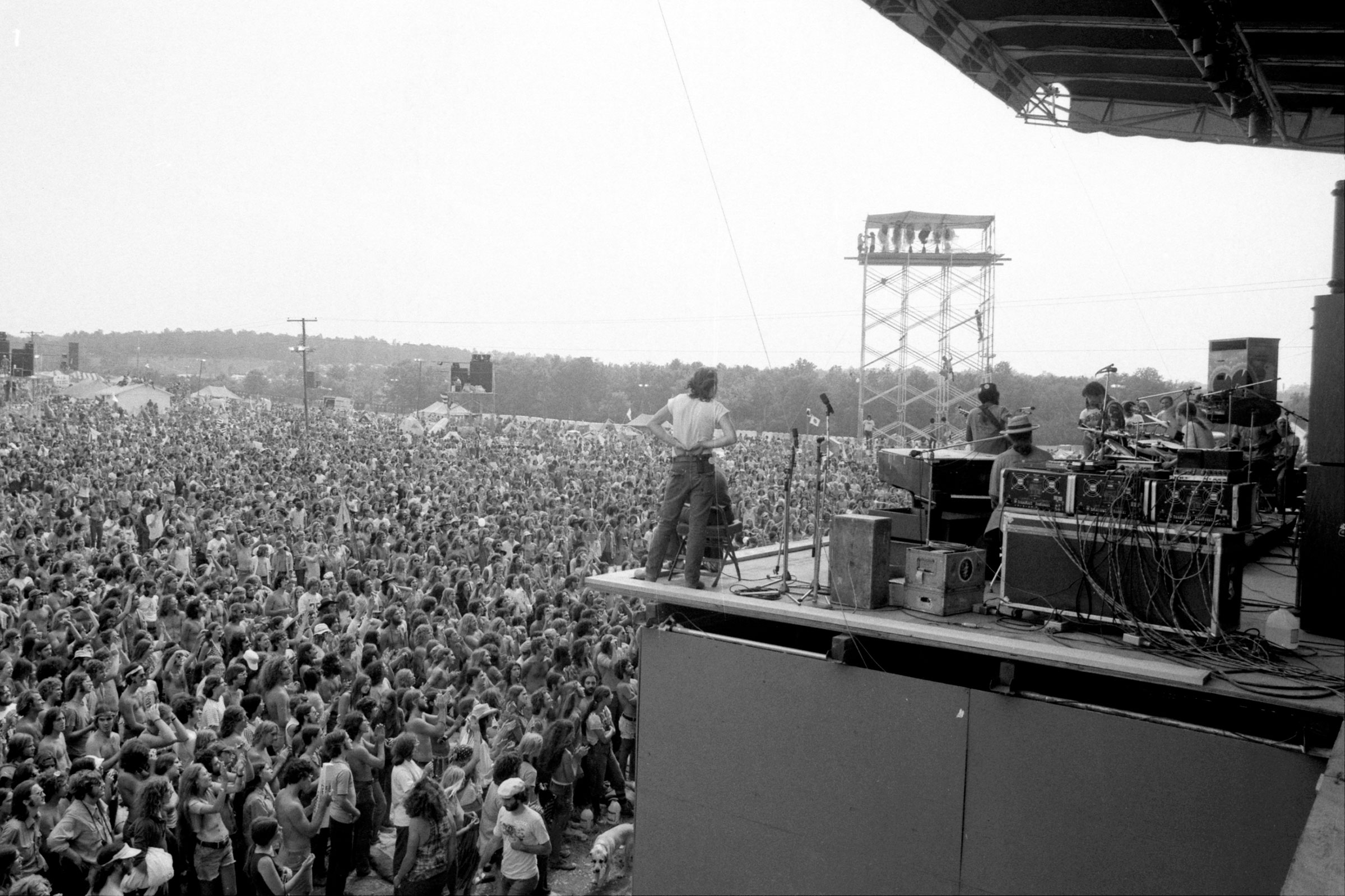 Counterculture '73: Summer Jam, Timothy Leary and the Sexual Revolution