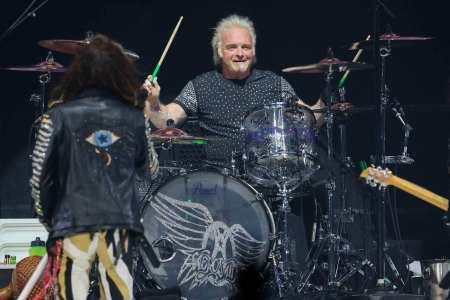 Aerosmith's Joey Kramer 'Disappointed' by Court Ruling Against Him Playing Grammy Events