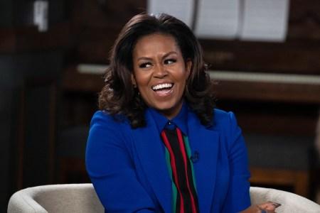 Michelle Obama Shares Workout Playlist: Lizzo, Cardi B, Beyonce