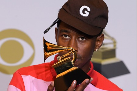 Tyler, the Creator on His Grammy Win: It 'Feels Like a Backhanded Compliment'