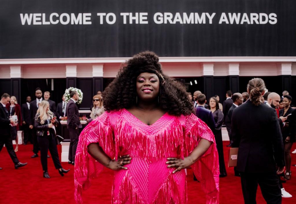 Yola Preps for Grammys Night 2020