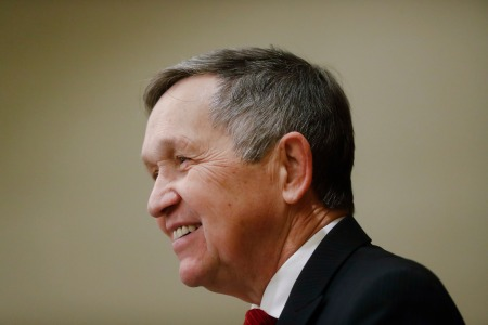 Dennis Kucinich, Who Was Ahead of His Time, Reflects on New Hampshire, Iran, and the Antiwar Movement