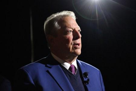 Al Gore: The Davos Interview