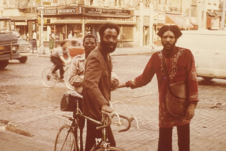 Rashied Ali and Frank Lowe's 'Duo Exchange' Is Free Jazz in Its Purest Form