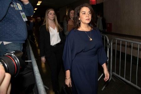 Annabella Sciorra Testifies at Harvey Weinstein Trial: 'He Raped Me'