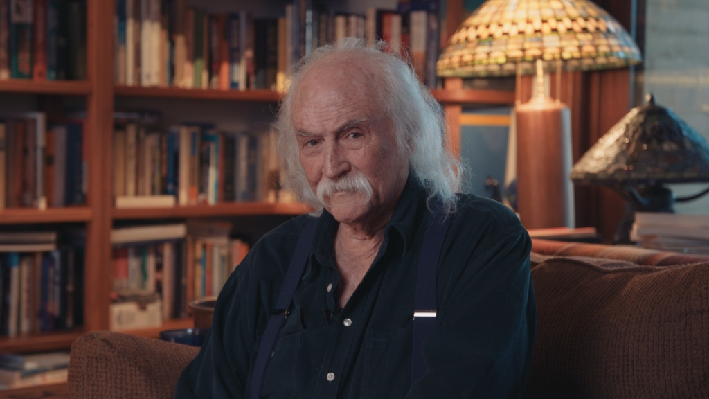 David Crosby Answers Your Questions on Oral Sex, Grieving for a Child, and Smoking Weed