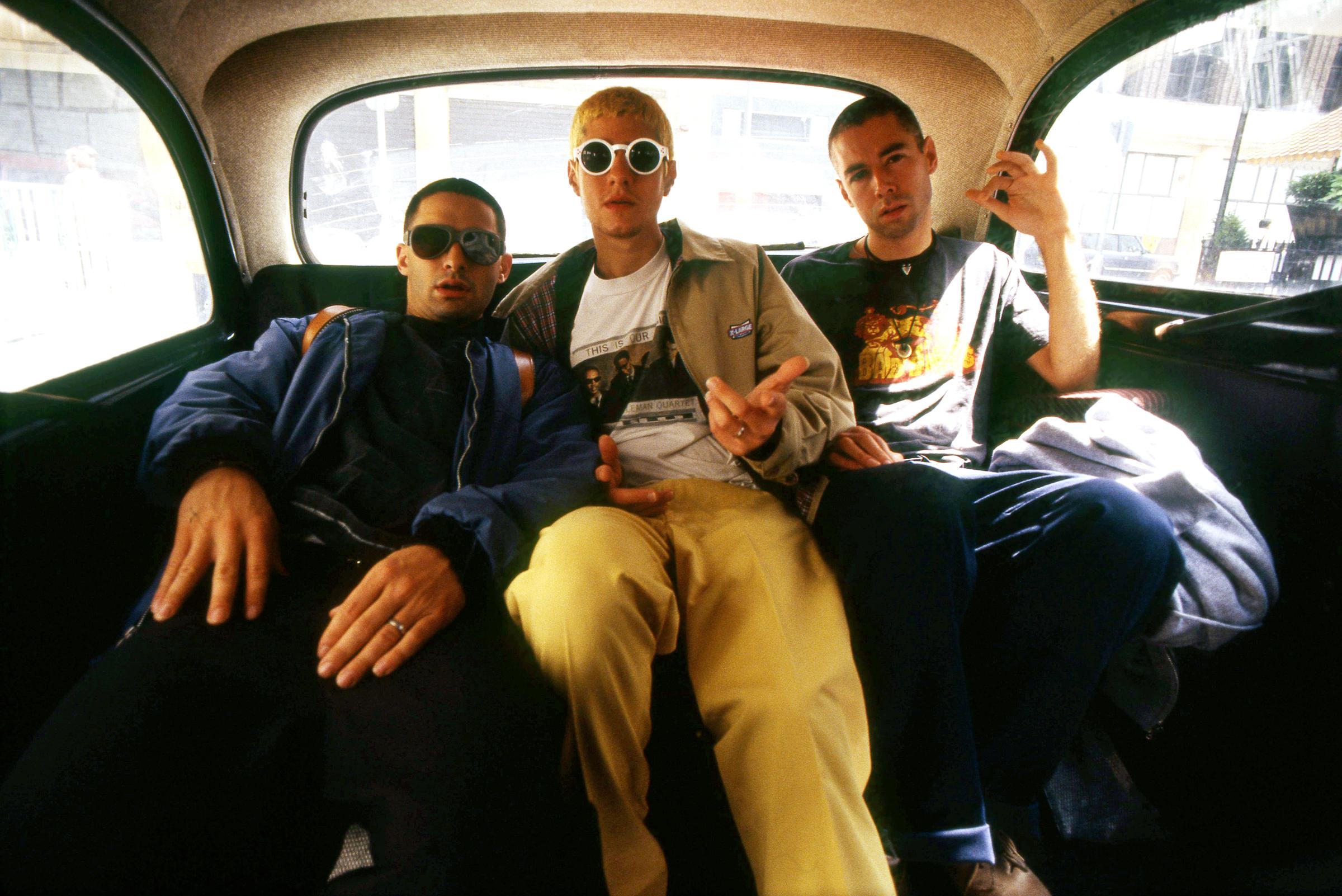 Beastie Boys' Spike Jonze-Helmed 'Live Documentary' Heads to Apple ...