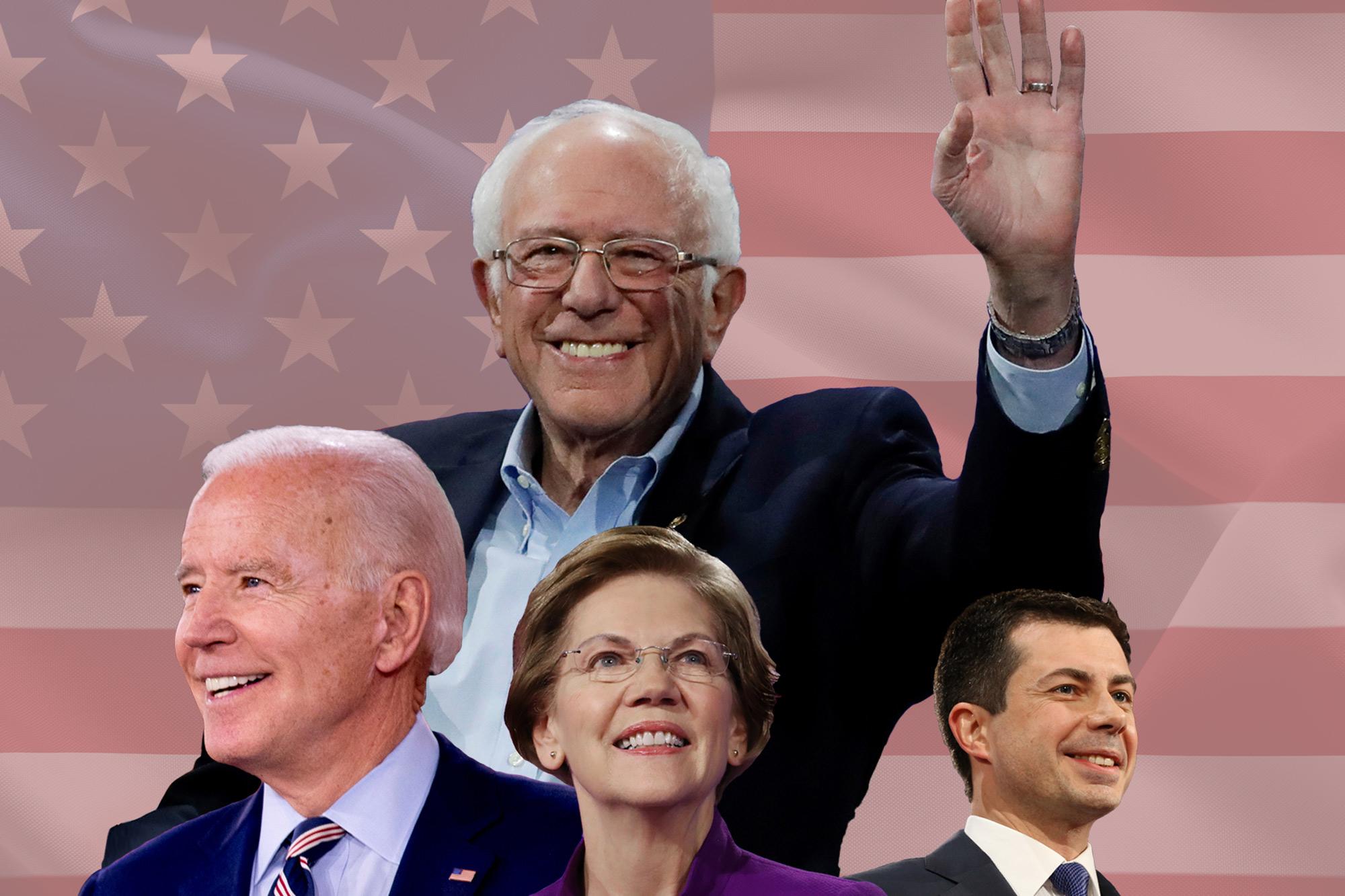 The RS Politics 2020 Democratic Primary Leaderboard