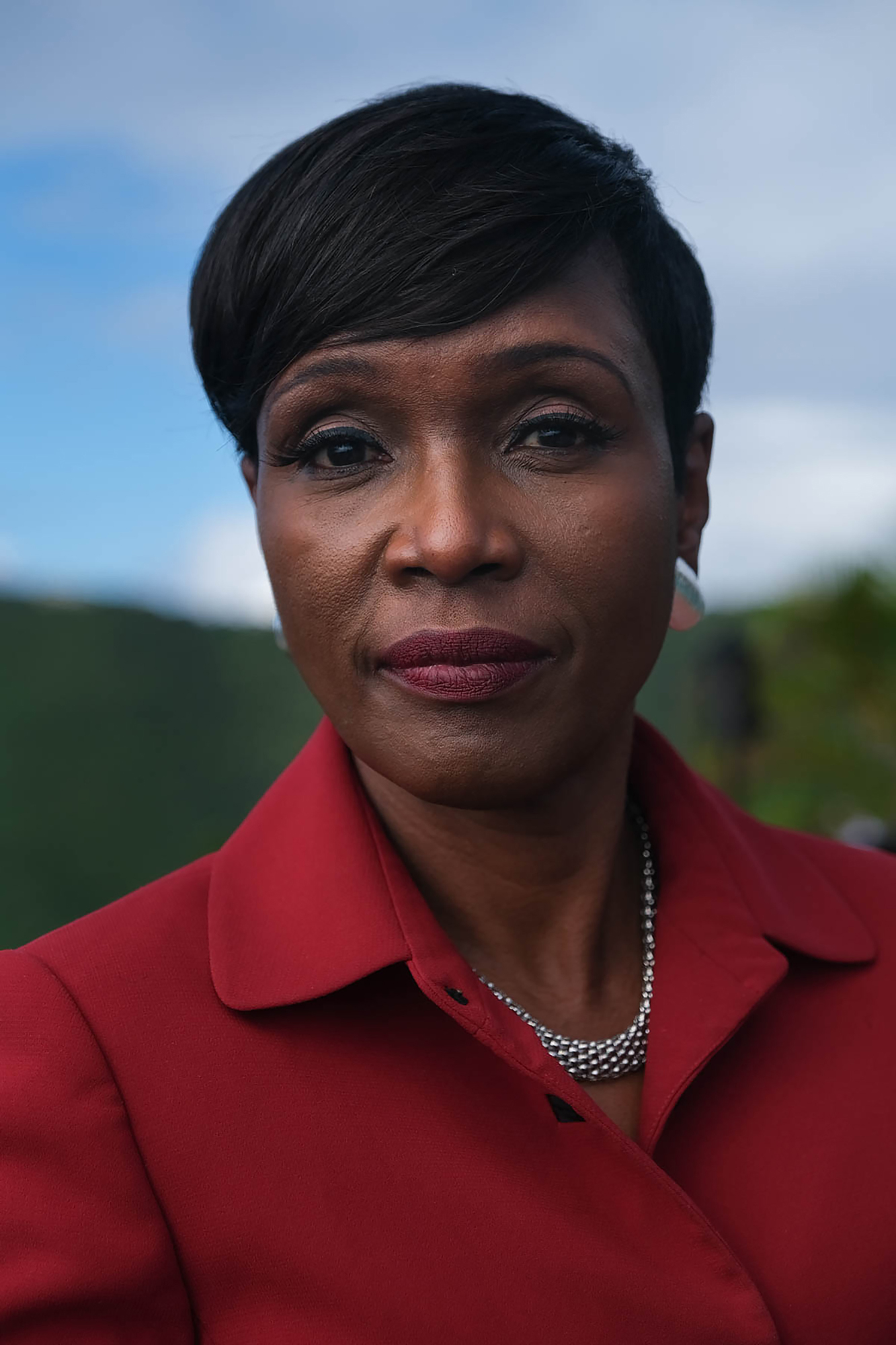 Denise N. George, the attorney general of the Virgin Islands, in St. Thomas, Jan. 2, 2020. New evidence shows Jeffrey Epstein sexually abused and trafficked hundreds of young women and girls on his private Caribbean island, some as recently as 2018, significantly expanding the scope of his alleged conduct, a top law enforcement official said in a lawsuit filed by George on January 15th, 2020.