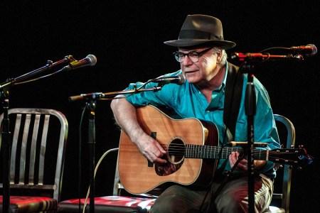David Olney, Poetic Americana Songwriter, Dead at 71