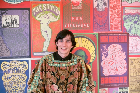 Wes Wilson, Iconic Psychedelic Poster Artist, Dead at 82