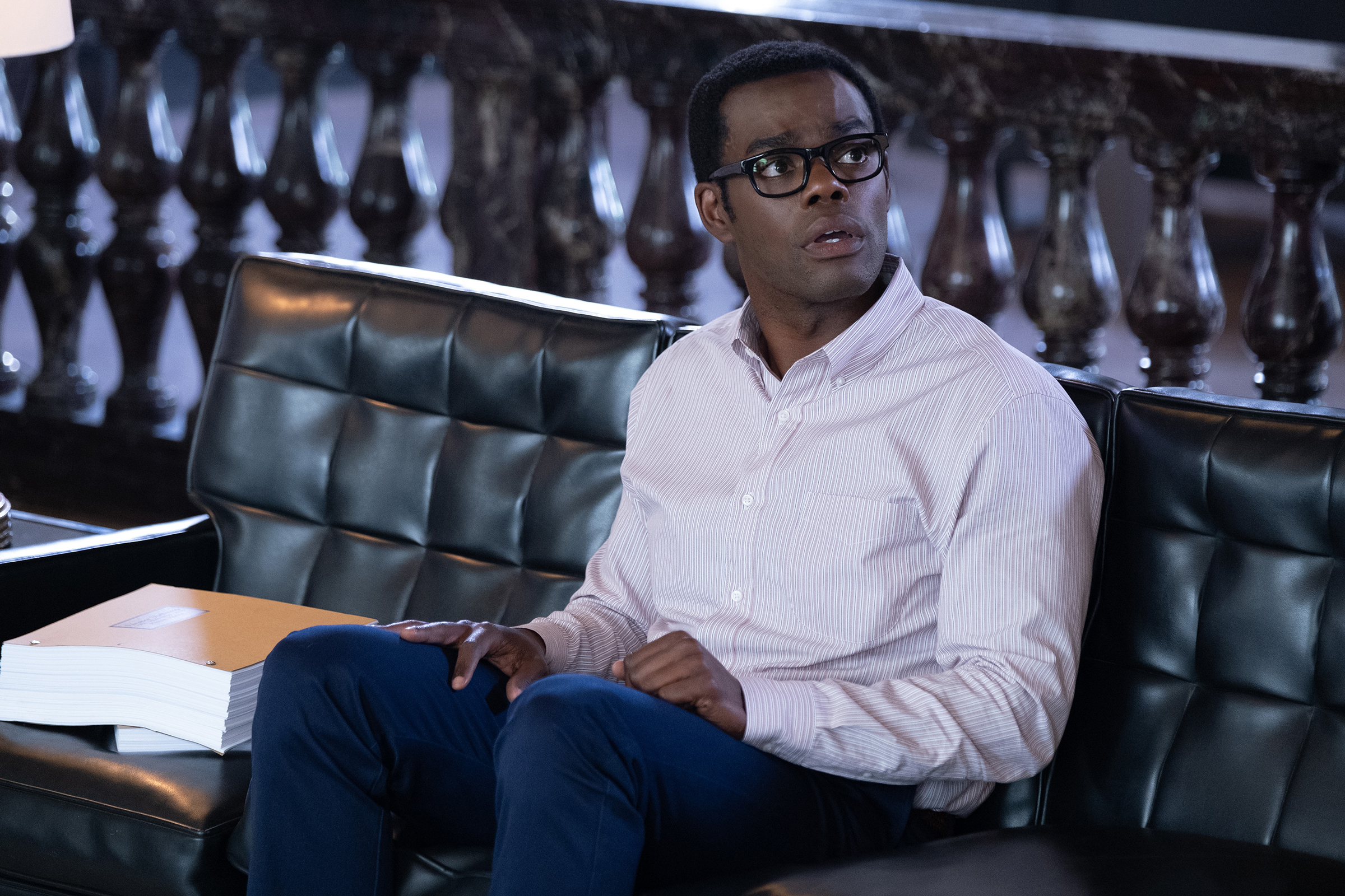 'The Good Place' Recap: There's the Rub
