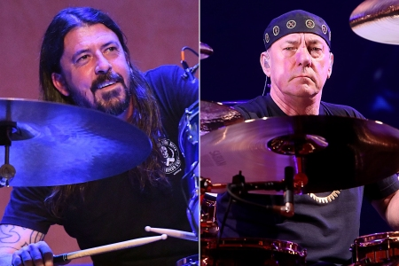 Dave Grohl on Rush Drummer Neil Peart: 'We All Learned From Him'