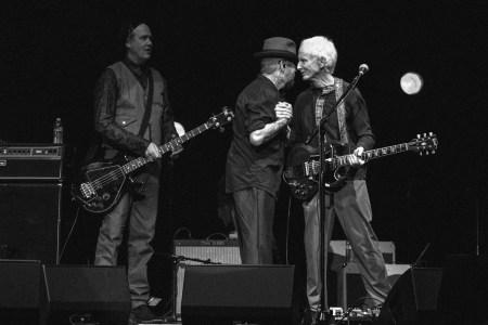 John Densmore, Robby Krieger Reunite for Doors Performance to Help California Homeless