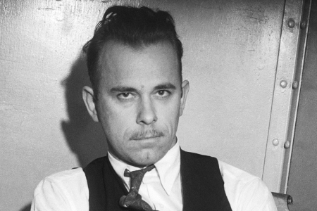 John Dillinger's Body Won't Be Exhumed, After All