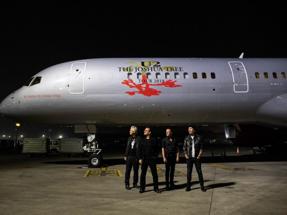 U2's Historic Concert in Mumbai: Exclusive Behind-the-Scenes Photos