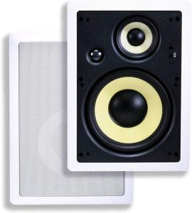 Monoprice 3-Way Caliber Series In-Wall Speakers