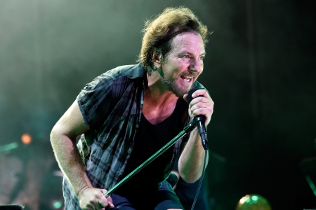 Eddie Vedder do Pearl Jam