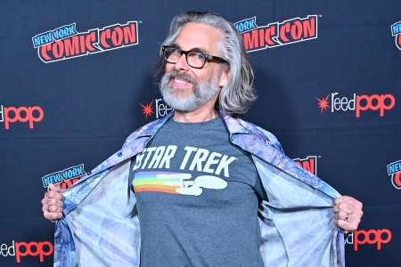 'I Heard Patrick's Voice in My Head': Michael Chabon on Making 'Picard' and Being a Fanboy
