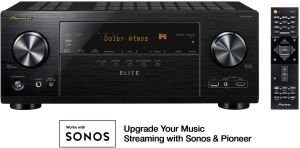 Pioneer Home Theater Receiver