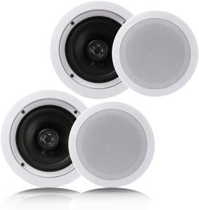 Pyle Hard Wired Speakers