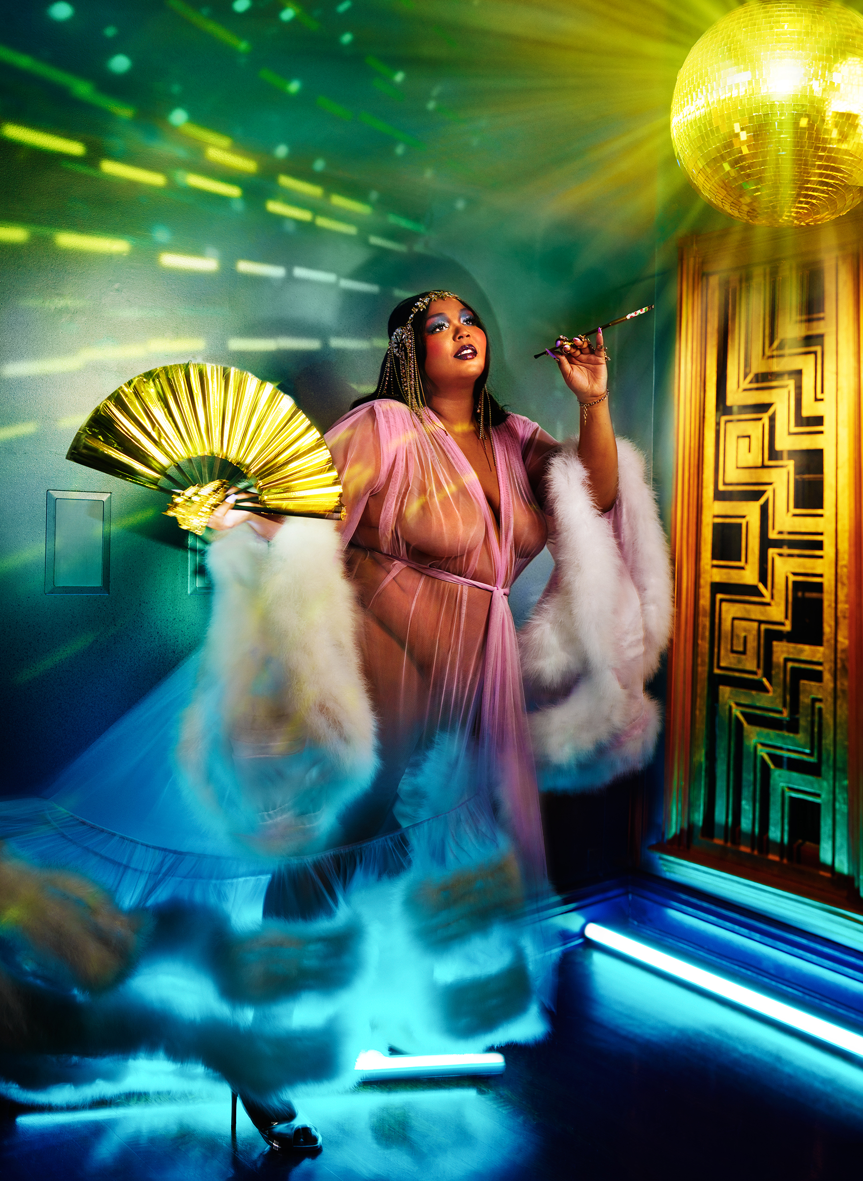 lizzo rolling stone cover story david lachepelle