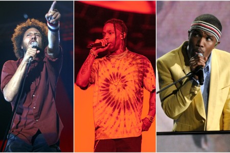Rage Against the Machine, Travis Scott, Frank Ocean to Headline Coachella 2020