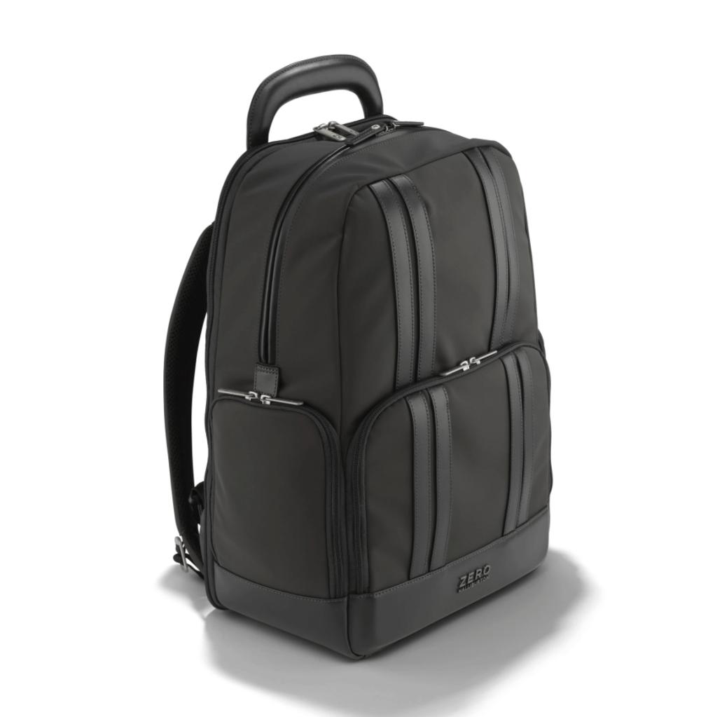 Zero Halliburton Journal Collection Large Nylon Backpack