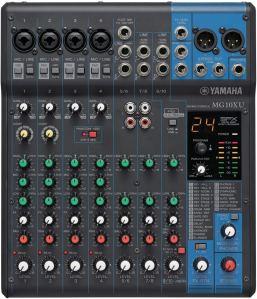 Yamaha 10 Channel Mixer