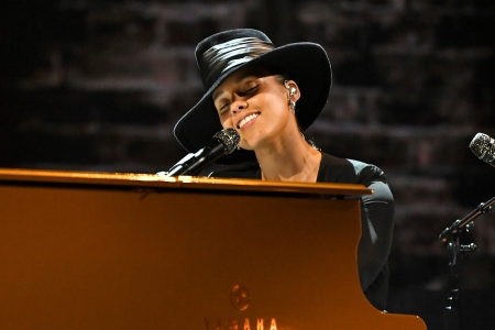 Alicia Keys Plots New Album, Summer Tour