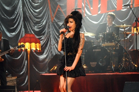 New Amy Winehouse Grammy Museum Exhibit Highlights Singer's Style