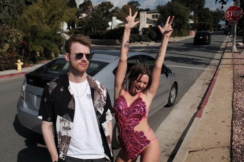 Tove Lo Dances in Bizarre Lo-Fi Video for 'Bikini Porn'