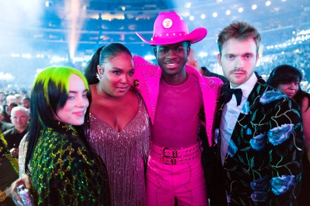 Billie Eilish and Lil Nas X Rescue the Grammys With Electric Youth