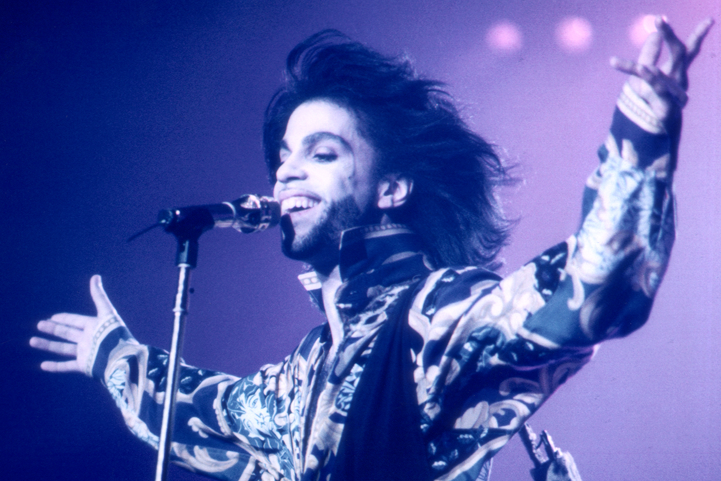 Image result for prince tribute grammys