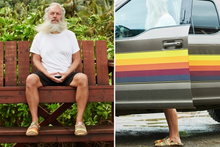 Rick Rubin Just Launched a Shoe Collection That Lets You Feel 'Barefoot'