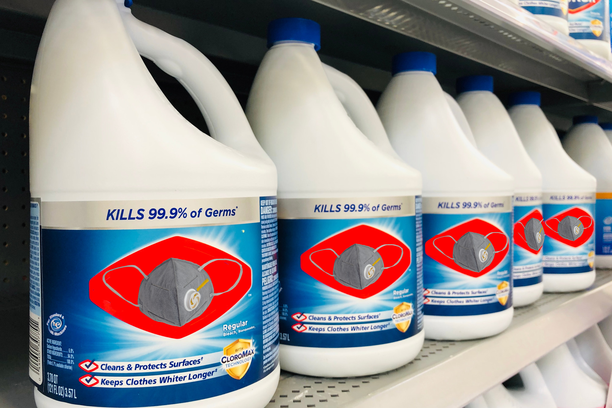 Bleach you drinking will kill How Drinking