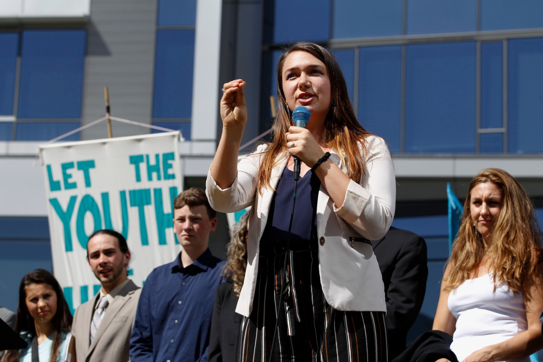 Youth climate change lawsuit Juliana vs. the United States.