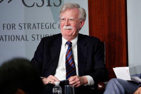 Bolton Says Trump Directed Him to Take Part in Ukraine Scheme ...